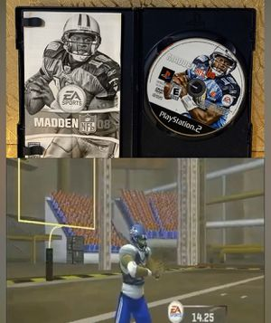 PS2 Madden NFL 08 for Sale in Queens, NY
