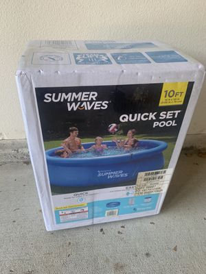 "Summer Waves 10x30"" Pool for Sale in Coppell, TX"