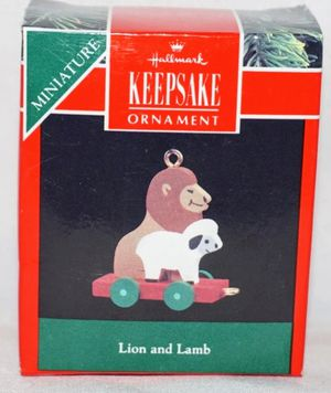 Hallmark Keepsake Miniature Christmas Ornaments for Sale in Seattle, WA