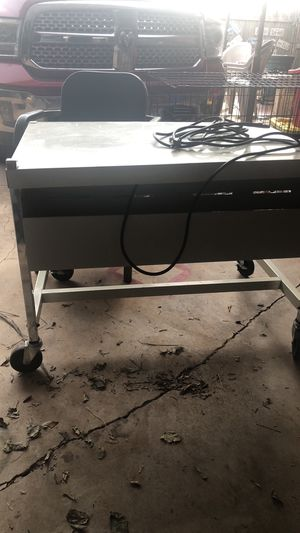 Industrial desk and chair for Sale in Wichita Falls, TX