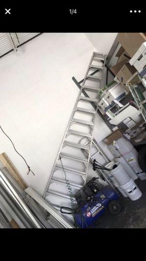 14 foot Werner ladder for Sale in Fort Lauderdale, FL