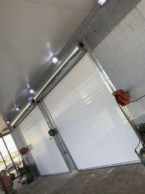 Rolling doors garage door for Sale in Arlington, VA