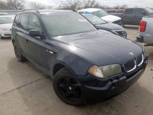 2004 BMW E83 X3 2.5L FOR PARTS PARTING OUT OEM for Sale in Dallas, TX