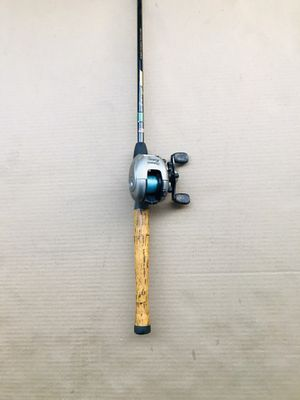 Fishing Baitcaster Rod/Reel for Sale in Glendale Heights, IL