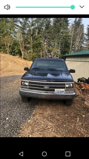 1989 Chevy 1500 for Sale in Bremerton, WA