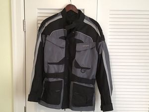 Men's Medium First Gear Mesh Motorcycle Jacket for Sale in Portland, OR