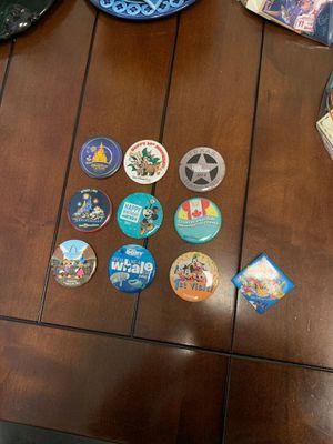 Disney - Button/Pins (Bag #3) for Sale in Davenport, FL