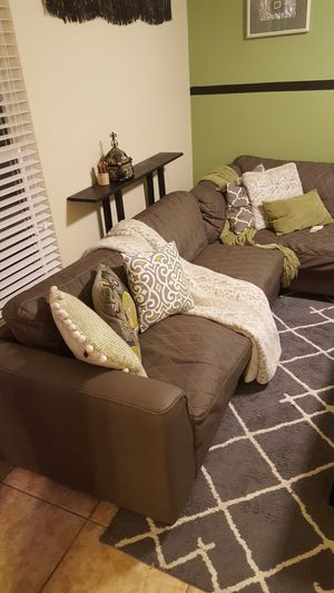 Two sectional couch for Sale in Palm Bay, FL