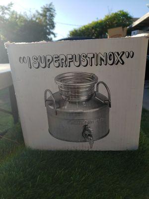 Kitchen oil tin for Sale in Rosemead, CA