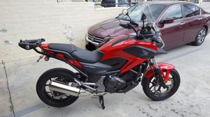 Motorcycle Honda nc700x clean tittle 18k miles $4099 for Sale in Los Angeles, CA