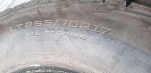 All terrain tires for Sale in Sunland Park, NM