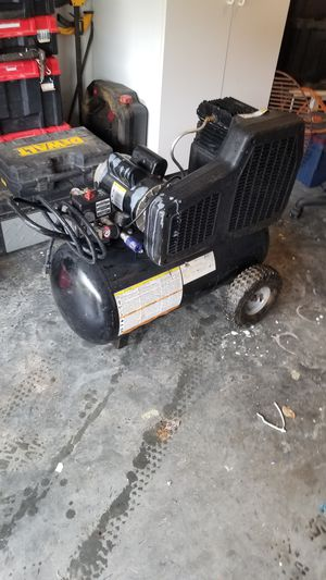 Mac air compressor 20 gal for Sale in Canton, GA