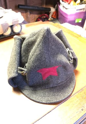 Russian Army Communist Wool Cover Hat for Sale in Hillsborough, NC