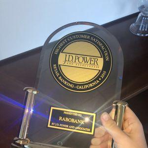JD Power Award for Sale in Davis, CA