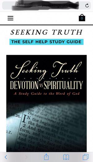 Q & A self help book of Genesis for Sale in Ellenwood, GA