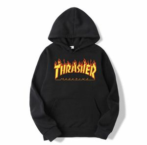 Thrasher pull over hoodie large for Sale in Forney, TX