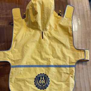 Raincoat And Padded Harness Small Dog for Sale in Ocean Shores, WA