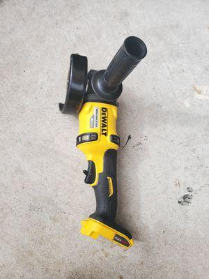 Dewalt brushless flex volt grinder....tool only for Sale in Phoenix, AZ