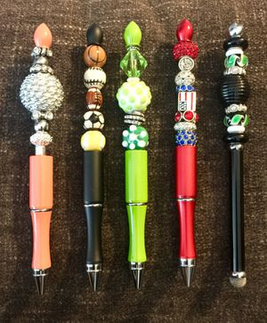 Handmade Beadable Pens & Stylus for Sale in Pasadena, MD