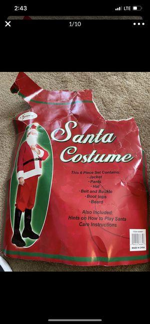 Santa costume! for Sale in Phoenix, AZ