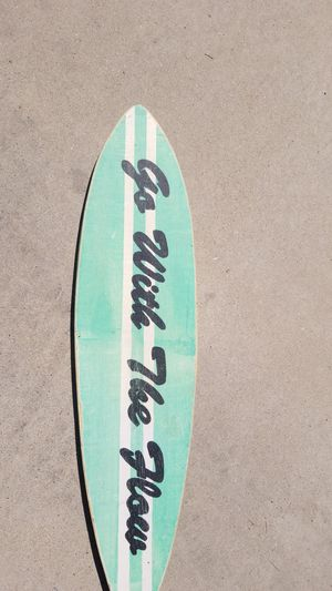 Surfboard wood sign for Sale in Chandler, AZ