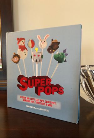 Baking book - fun pops for Sale in Forest City, NC