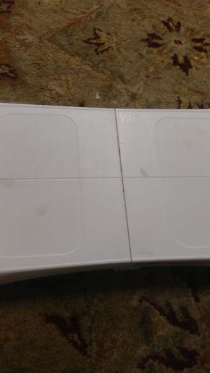 Wii balance board for Sale in Dallas, TX