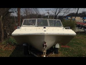 Trade , Trailer and boat for Sale in Pittsburgh, PA