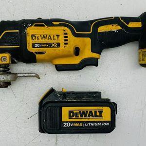 Dewalt 20v Xr Oscillating Multi Tool for Sale in Arlington, VA