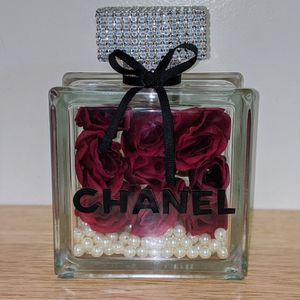 Glass Block Perfume for Sale in San Bernardino, CA