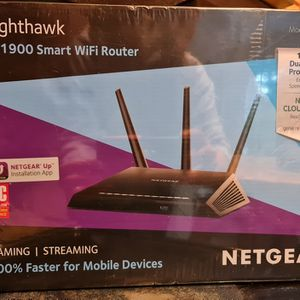 Netgear Nighthawk WiFi Router AC1900 for Sale in Pomfret, CT