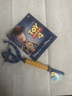 Toy story 4 collectible key for Sale in Los Angeles, CA