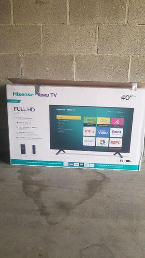 Hi sense roku tv for Sale in Merced, CA
