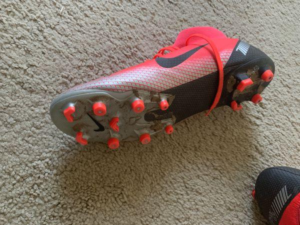 Nike mercurial CR7. 2018 size 10