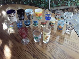 Shot glass collection for Sale in Citrus Heights, CA