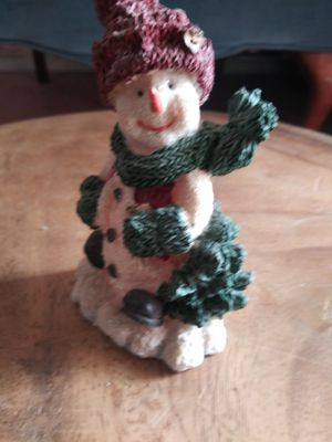 Snowman Figurine for Sale in Washington, DC