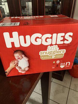 Newborn diapers for Sale in Colton, CA