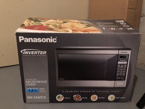 Panasonic Microwave - Lightly Used for Sale in Seattle, WA