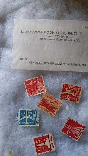 Us stamps 1949/1970 for Sale in San Diego, CA