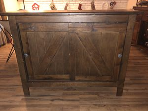 Wood Buffet/TV Stand for Sale in San Jose, CA
