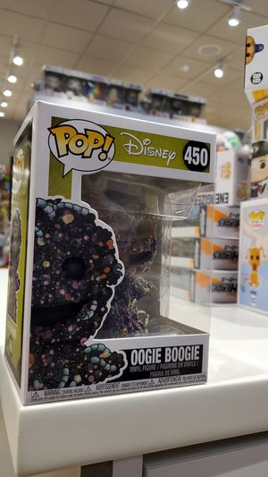 OOGIE BOOGIE # 450 Funko POP! THE NIGHTMARE BEFORE CHRISTMAS for Sale in Glendale, CA