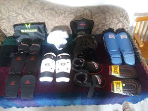 Martial arts protective gear for Sale in Middleburg, FL