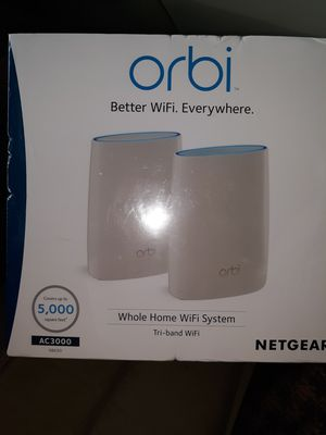 Orbi Whole Home WiFi System for Sale in Englewood, FL