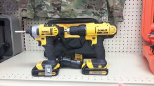 Dewalt Cordless Drill and driver combo for Sale in Humble, TX