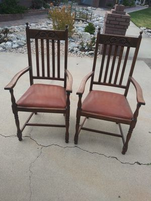 Antique chairs for Sale in Rancho Cucamonga, CA