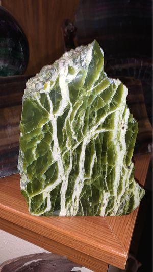 Dark green Noble Serpintine Freeform for Sale in Tacoma, WA