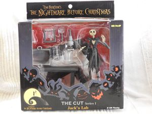 The Nightmare Before Christmas: Jacks Lab, The Cut, Series 1 for Sale in Chandler, AZ