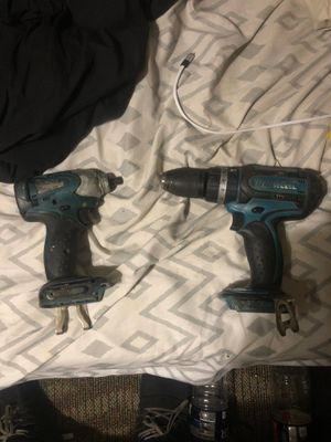Makita brushed impact and hammer drill for Sale in Hamburg, PA