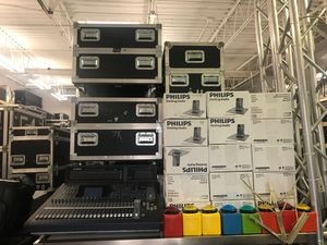 HAVE MANY SOUNDS EQUIPMENTS🎛🎚 for Sale in Glendale Heights, IL