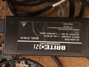 Toshiba hp laptop chargers for Sale in Alexandria, VA
